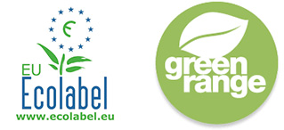 ecolabel y Green Range